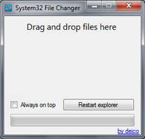 System32 File Changer v3 by dejco