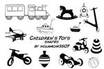 Children's Toy Shapes by Nolamom3507
