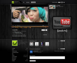 Zeolite - Youtube Layout