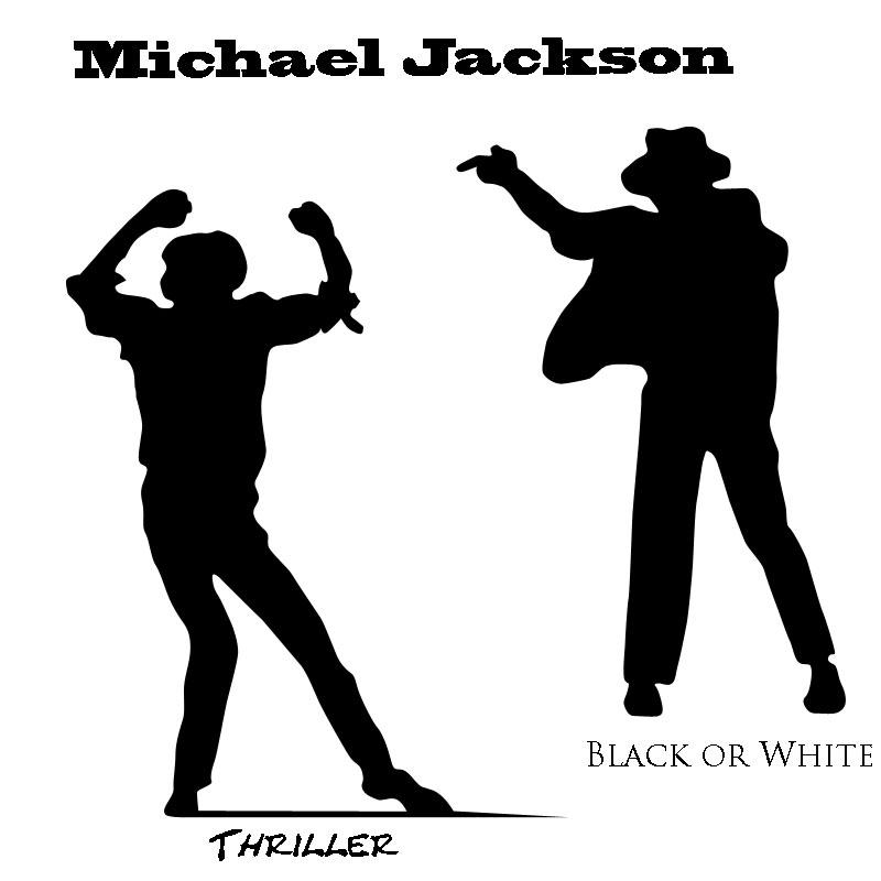michael jackson shapes by keheleyr
