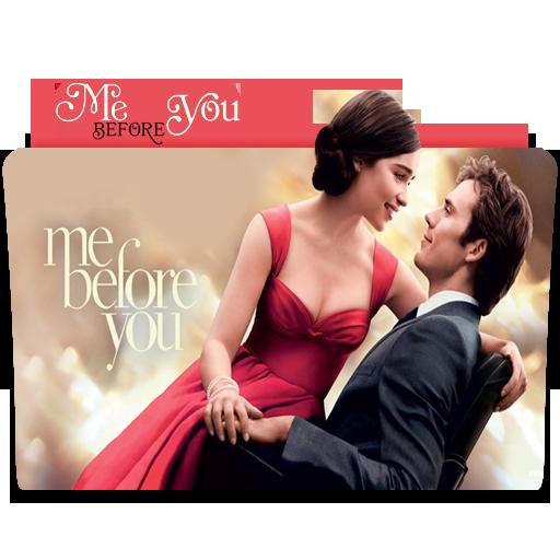 Me Before You 2016 Movie Folder Icon By Samz00 On Deviantart