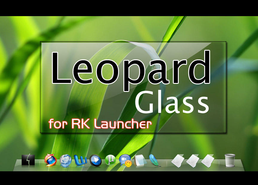 Leopard Skin for RK Launcher by Pop--Tart