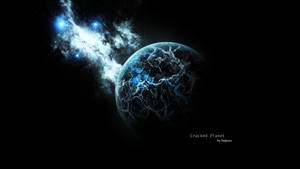 Cracked Planet by Sadman-New-Order