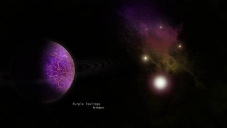 Purple Feelings by Sadman-New-Order