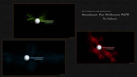 Moonbeam fan - Wallpaper Pack by Sadman-New-Order