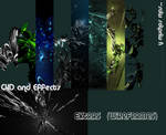 Pack C4Ds and c4d effects