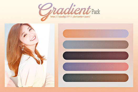 GRADIENT Pack 1