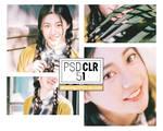 [ PSD CLR ] 51