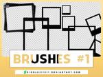 [ BRUSHES ] #1