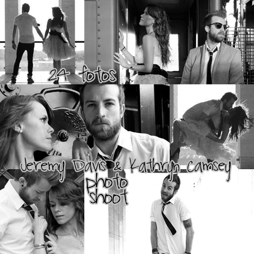 Jeremy Davis y Kathryn Camsey Photoshoot by CaamiMaslow on ...