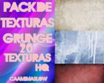Pack de Texturas Grunge