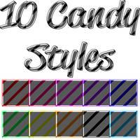 Candy Styles by DivasAndSuperstars
