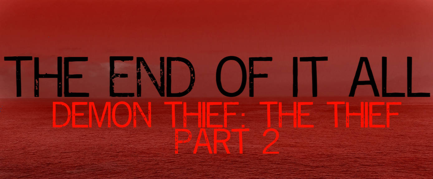 The End of it All