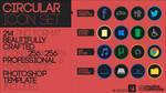 Circular Icon Set