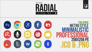Radial Icon Set 2