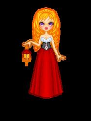 Doll Cinderella (animation) by Accimuttt
