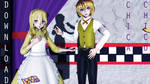 FNAF MMD    Chica and Chico DL