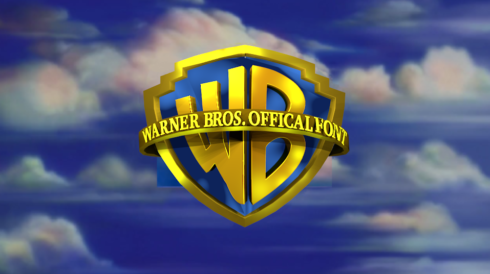 Warner Bros  Pictures Font by EstevezTheArt on DeviantArt