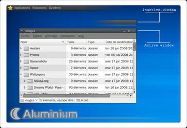 Aluminium Emerald 1.1 + 2.0