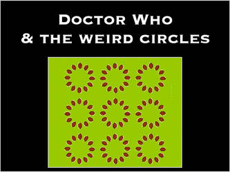 Doctor who and the weird circles (animation)
