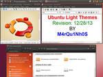 Ubuntu Light Theme 12.10 Revision.12/28/13
