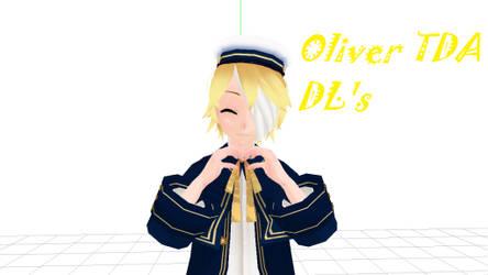 MMD Oliver TDA Download!! by ashleyprincesaamy