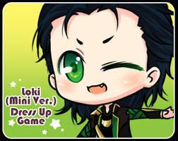 :Loki: Dress Up game (mini ver.)