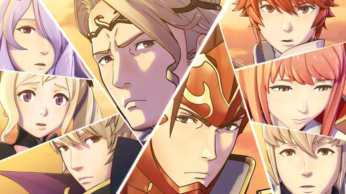 Fire Emblem Fates Review by GabladeRunner on DeviantArt