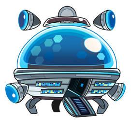 Proto Spaceship