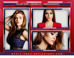PACK PNG 153| HOLLAND RODEN by MAGIC-PNGS