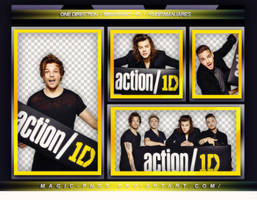 PACK PNG 164| ONE DIRECTION by MAGIC-PNGS