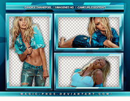 PACK PNG 165  CANDICE SWANEPOEL by MAGIC-PNGS