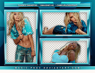 PACK PNG 165| CANDICE SWANEPOEL by MAGIC-PNGS