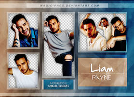 PACK PNG 195| LIAM PAYNE by MAGIC-PNGS