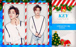 PACK PNG 342 | KEY (SHINEE)