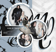 PACK PNG 680 | GAME OF THRONES. by MAGIC-PNGS