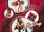PACK PNG 748| JESSICA ALBA