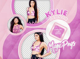 PACK PNG 748| KYLIE JENNER by MAGIC-PNGS
