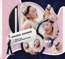 PACK PNG 819| ARIANA GRANDE (FAITH) by MAGIC-PNGS