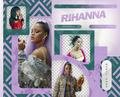 PACK PNG 871|RIHANNA by MAGIC-PNGS