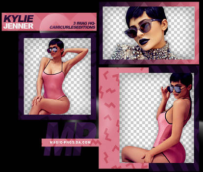 PACK PNG 953| KYLIE JENNER by MAGIC-PNGS