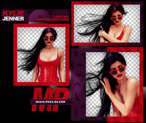 PACK PNG 955| KYLIE JENNER by MAGIC-PNGS