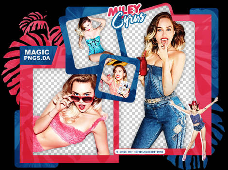 PACK PNG 994| MILEY CYRUS