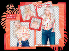 PACK PNG 999| DOVE CAMERON by MAGIC-PNGS