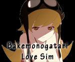 Bakemonogatari Love Sim -demo-