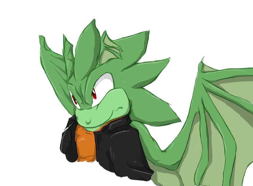 Shear the Dragon redraw by nightwindwolf95