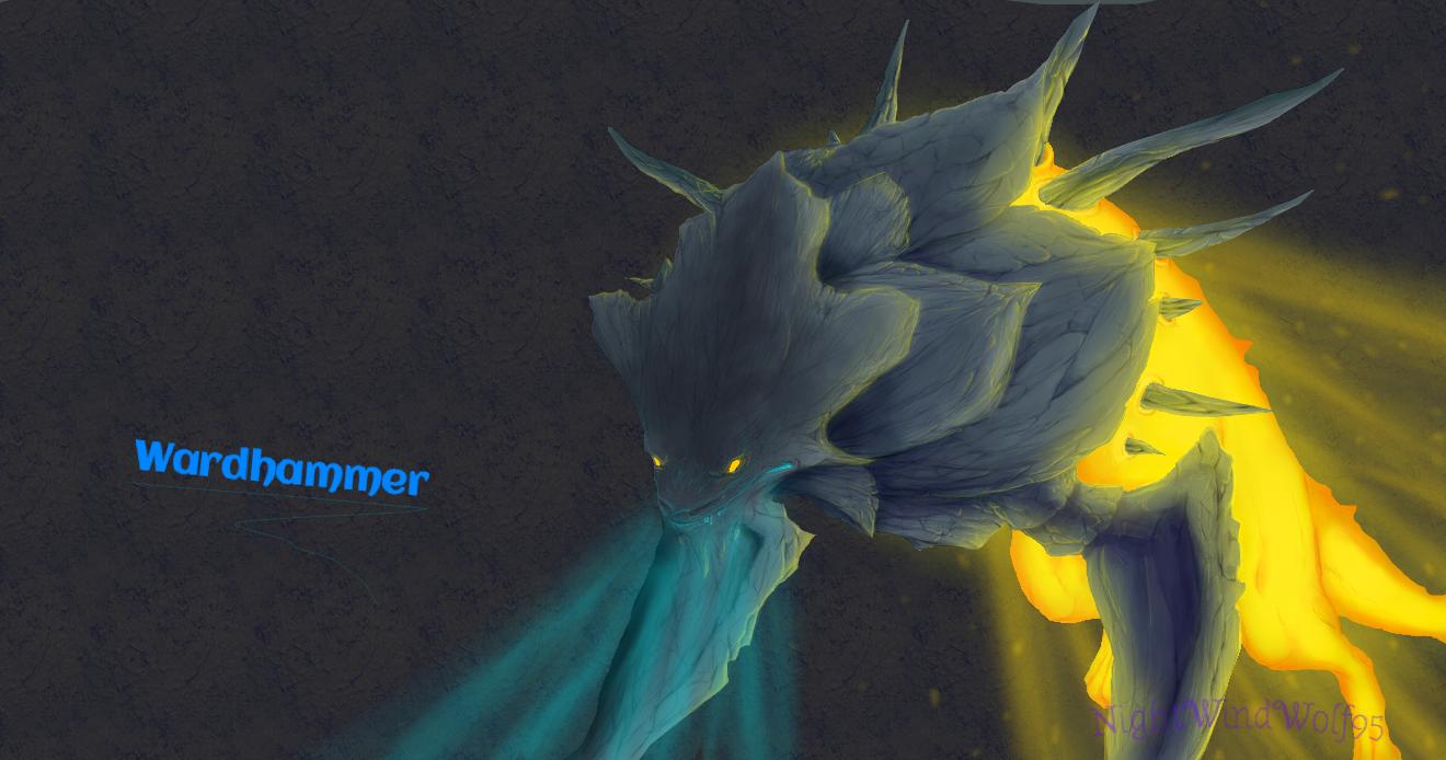 DnT: Wardhammer by nightwindwolf95