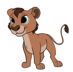 Speckled Lion Adopt {OPEN} by Plankton-SeaWing