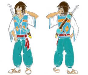 Tamaki Adachi New Look (Color)