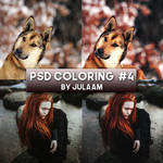 PSD Coloring #4